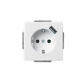 PISTORASIA IMPRESSIVO 1S/16A/IP21 UKJ 0X USB VAL