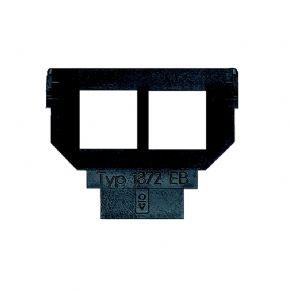 LIITINLEVY ABB DKS / 2 x RJ-45 SYSTIMAX