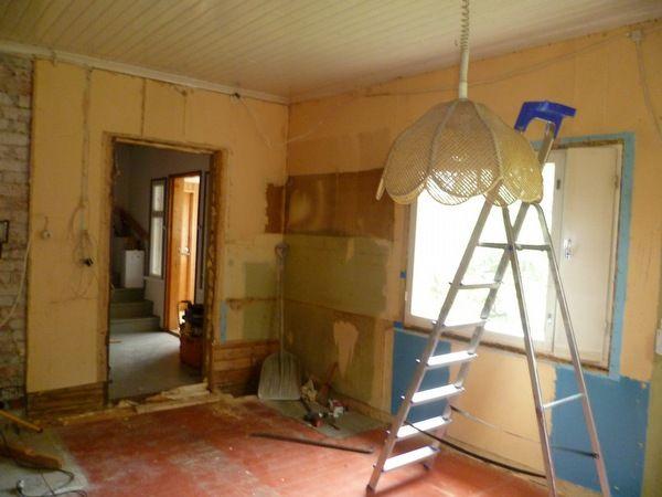 70 Luvun talon lisäeristäminen