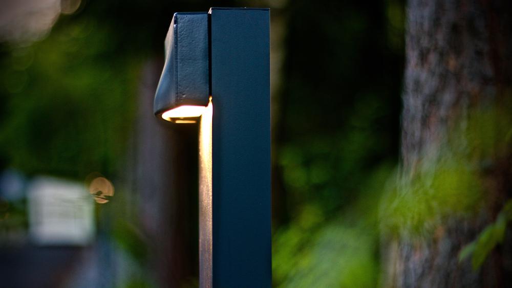 Lankku LED-pihapiirivalaisin, Karlux