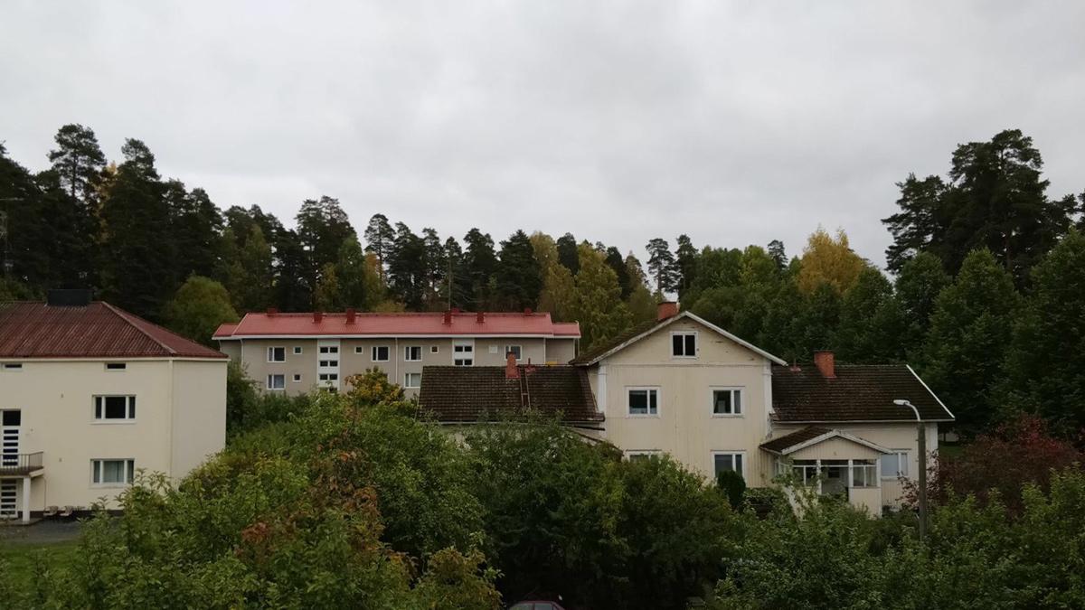 Paperintekijäntie, Tervakoski