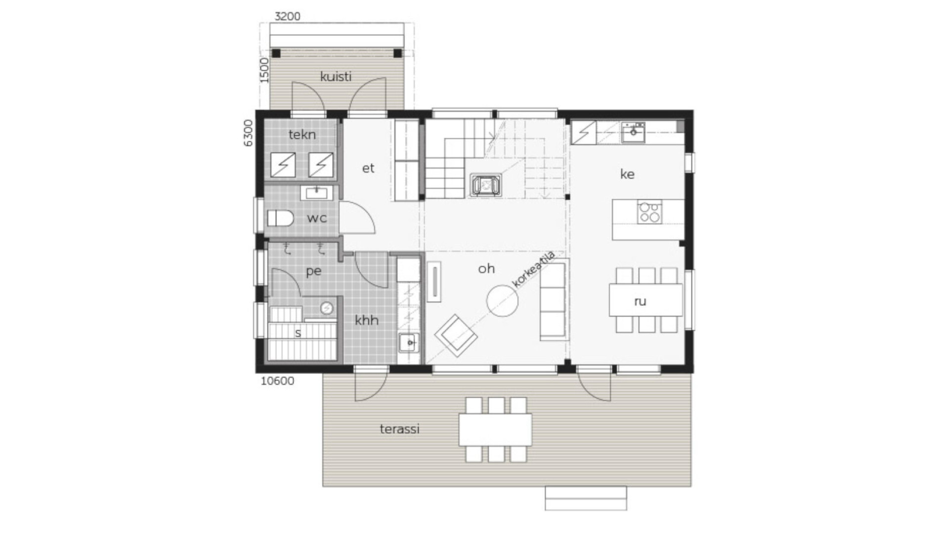 Kontio Hill House 124 A