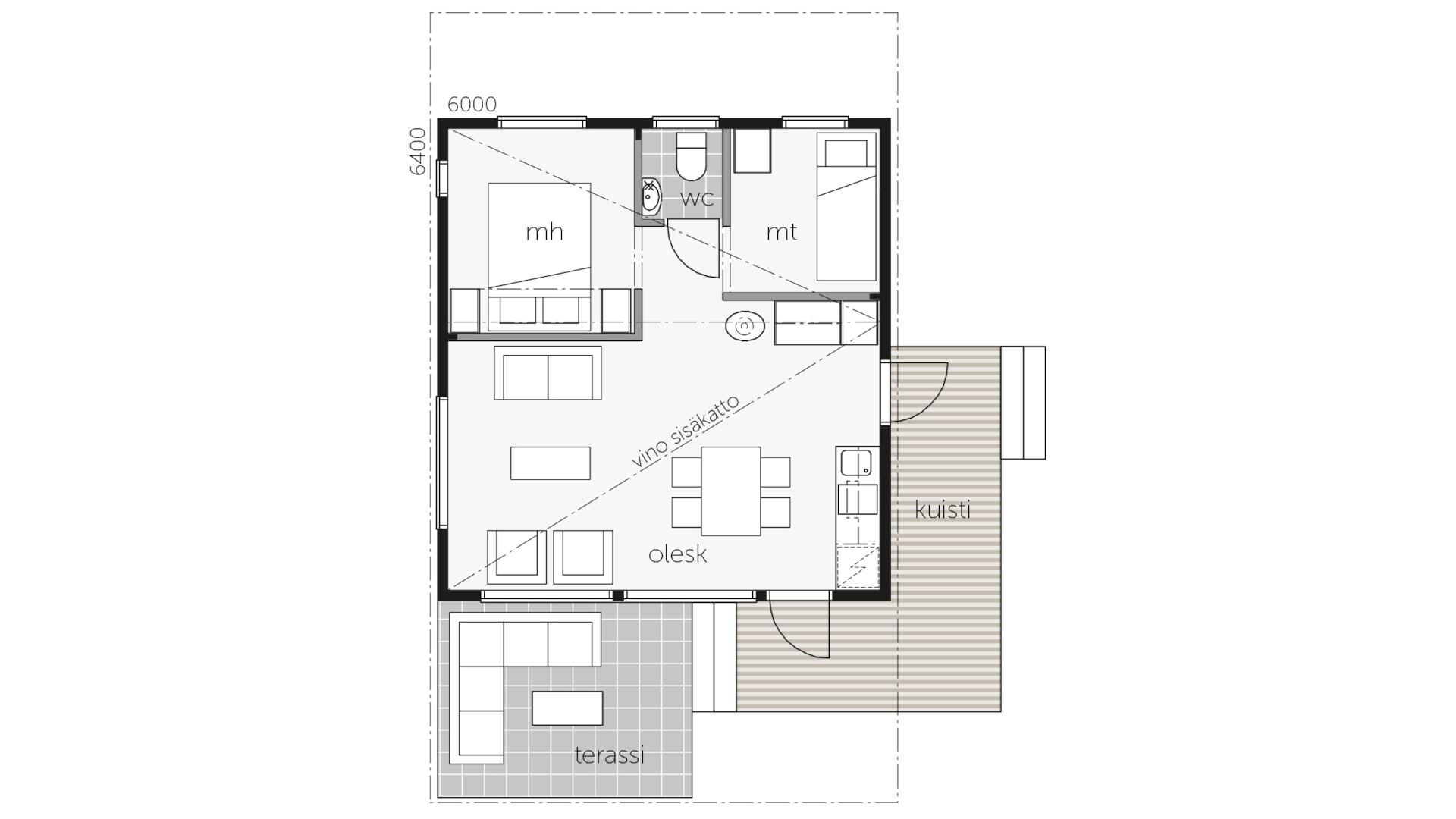 Kontio Sky House 40A