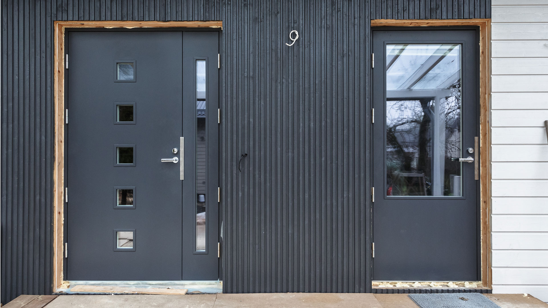 Domus ovet  Perhekoti ilmapiiri