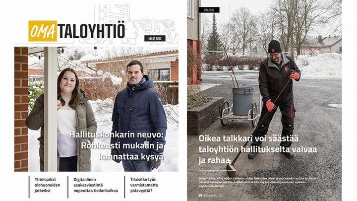 Omataloyhtiö.fi-lehti