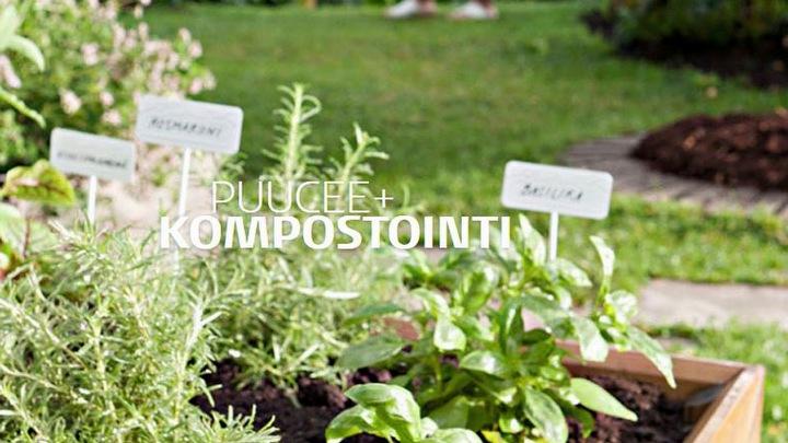 GreenCare -PuuCee ja kompostointituotteet