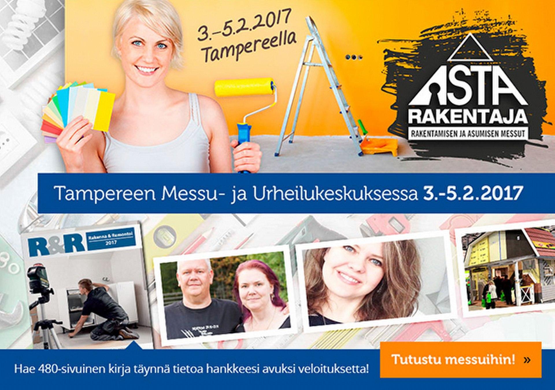 Asta Rakentaja 3.-5.2.2017
