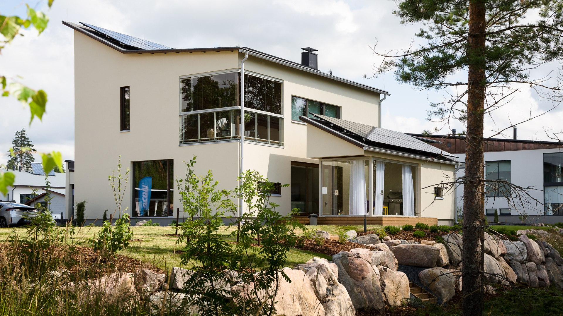 Villa ISOVER Hyvinkäälle