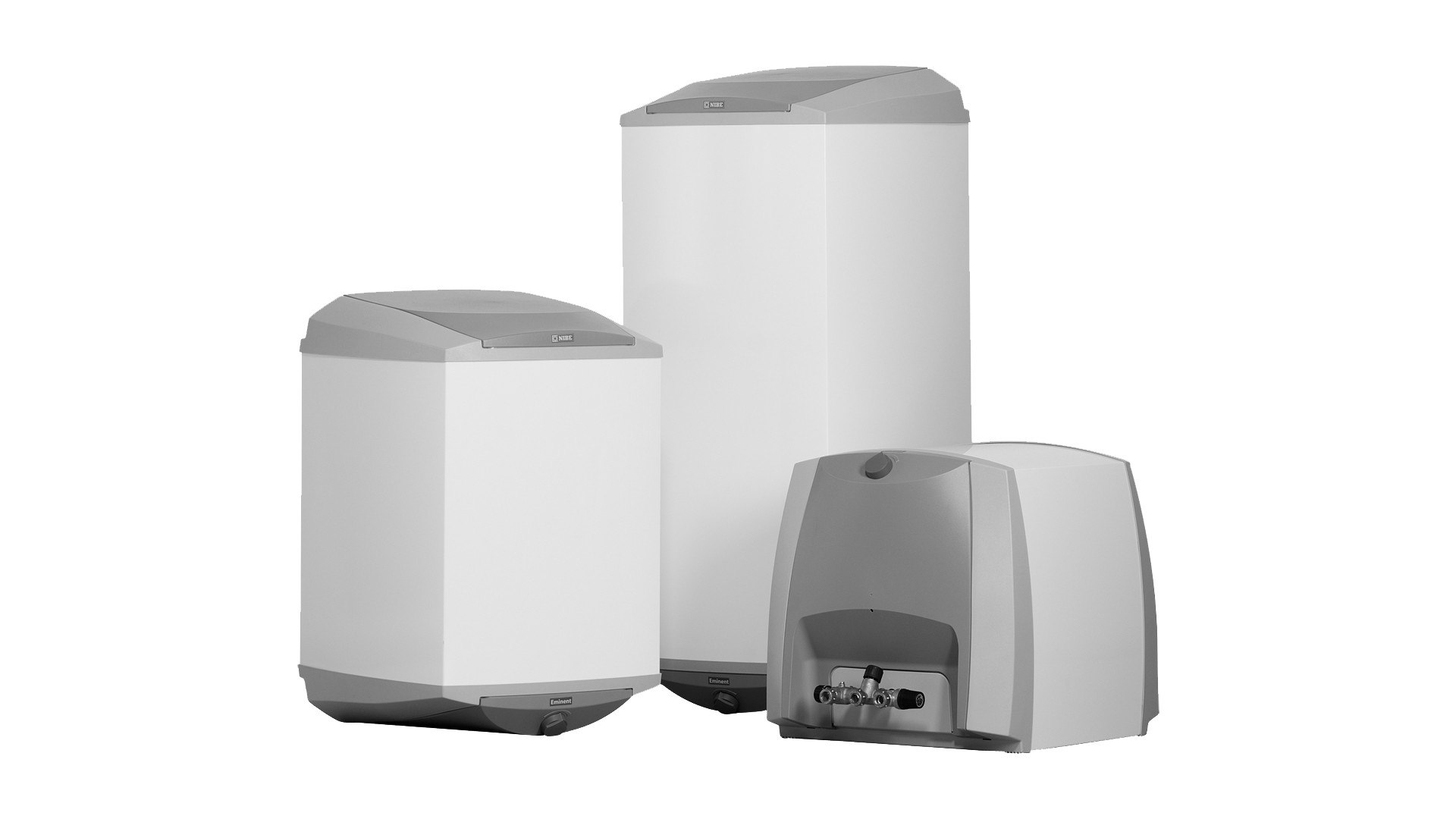 NIBEn lämminvesivaraajat
