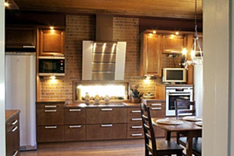 Puustelli-keittiöllä uusi ilme