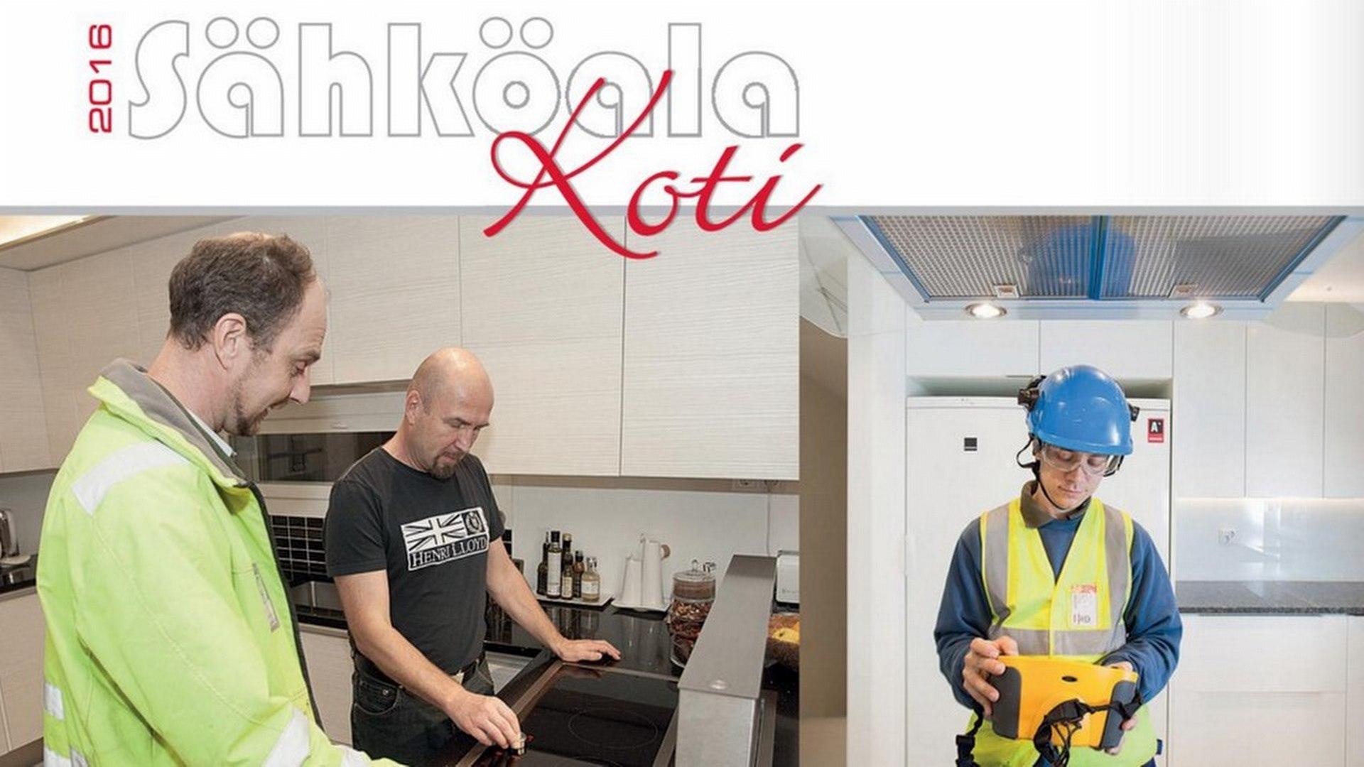 Sähköala Koti 2016 -lehti