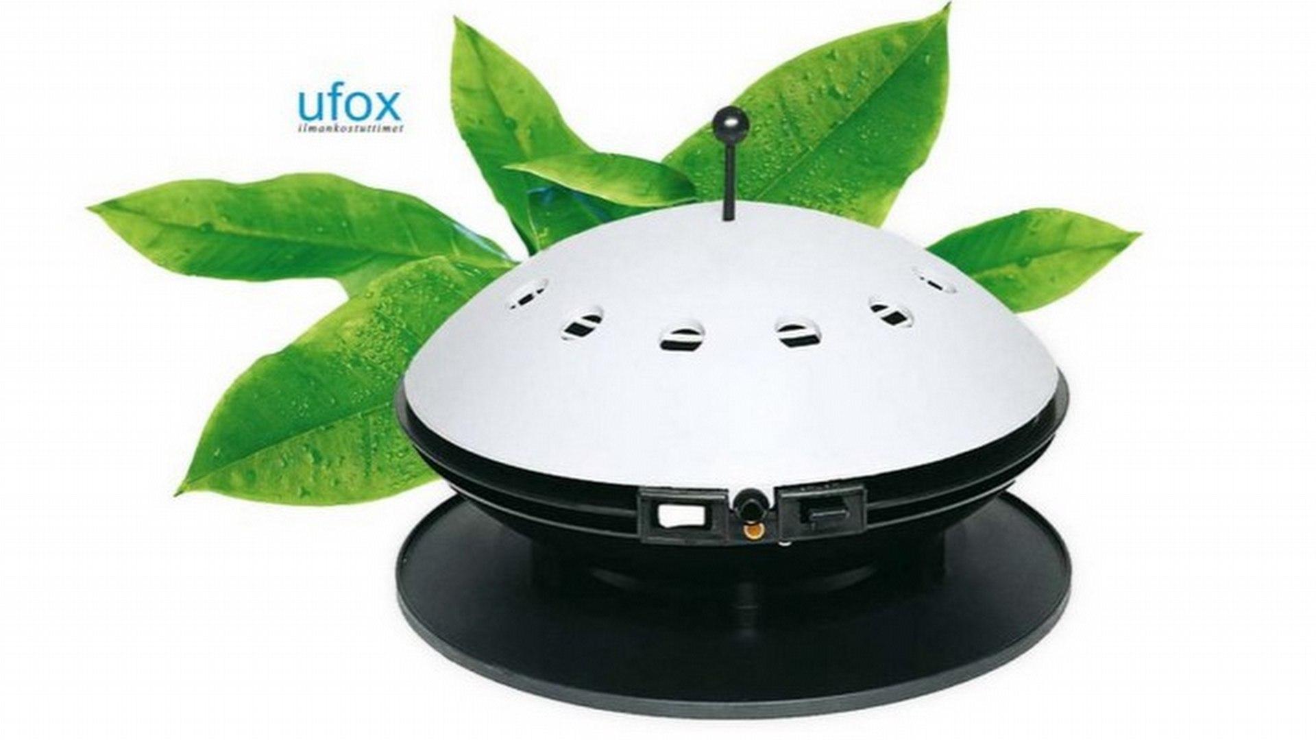 Ufox-ilmankostuttimet