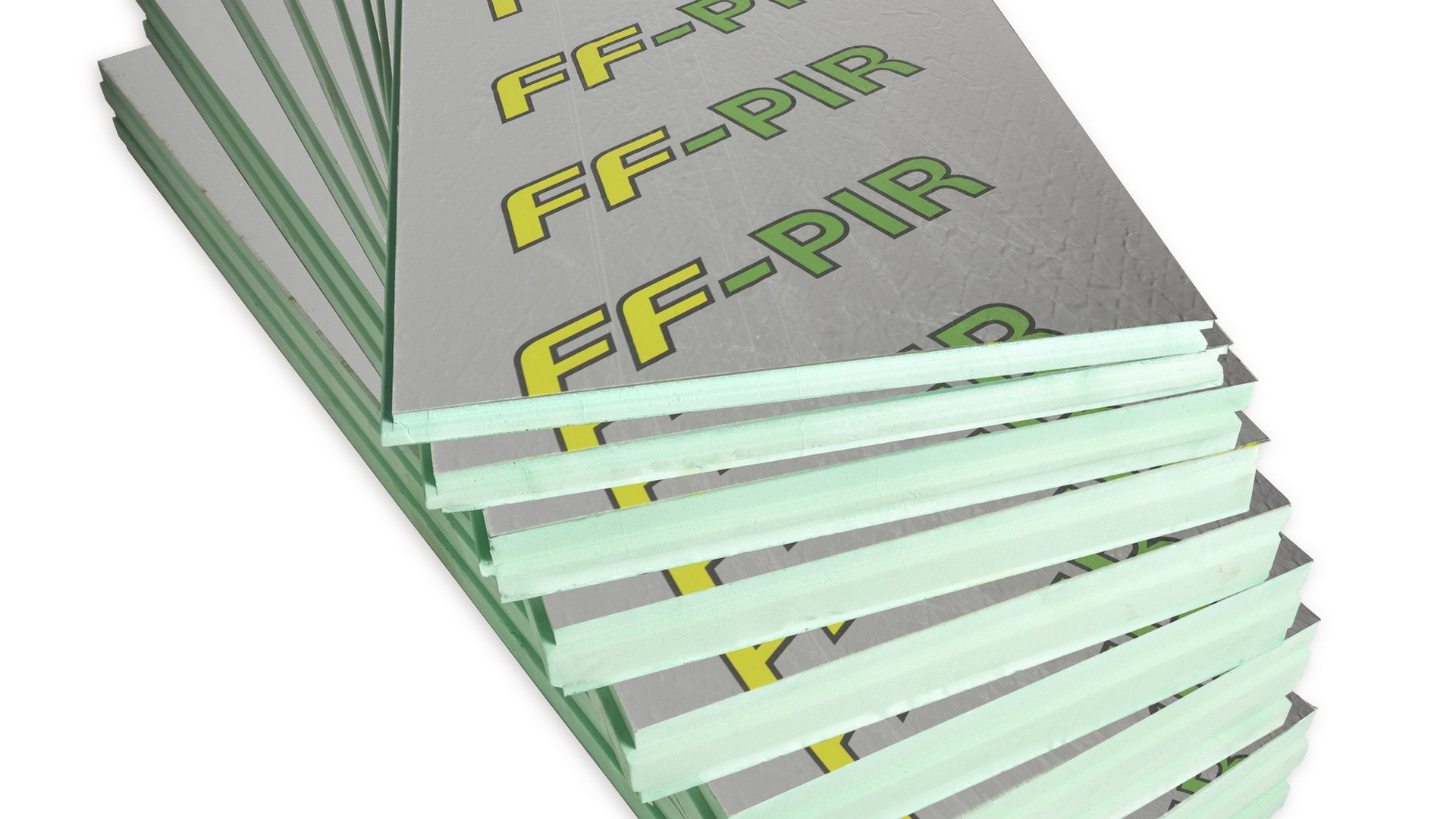 Finnfoamin FF-PIR-polyuretaanieristeet