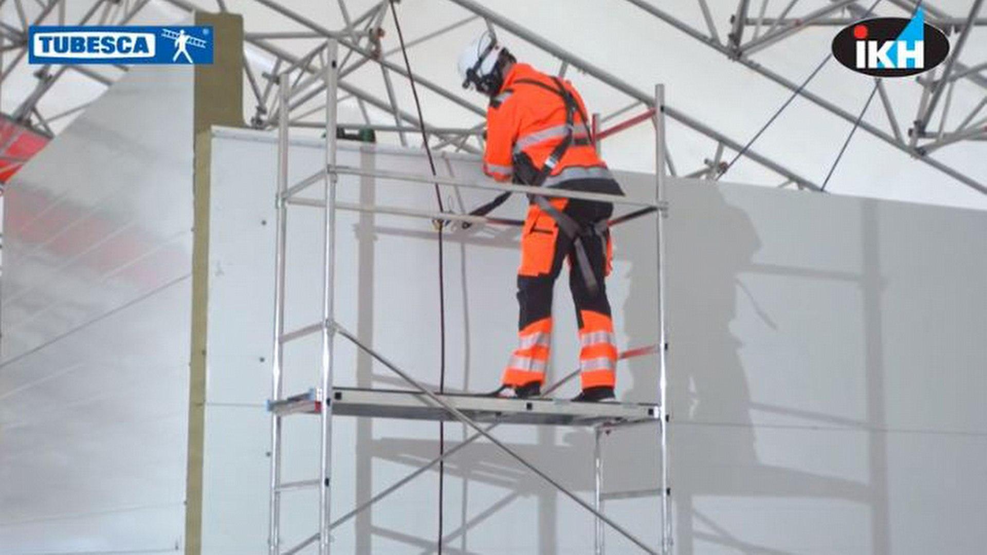 IKH - rakennustelineet