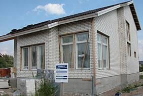 Kastelli-talo Pohjois-Poriin