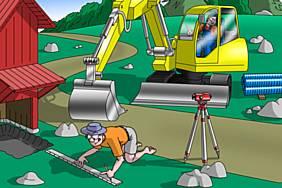 Jätevesijärjestelmän rakentamishanke