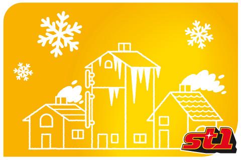 St1 Lämmitysöljyt - tehoa lämmitykseen