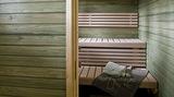 Saunan ja kylpyhuoneen sisämaalaus