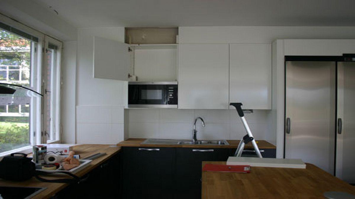 Puustelli keittiön asentaminen