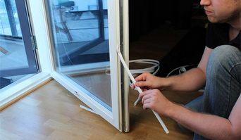 ikkunoiden ja ovien tiivistys. Black Bedroom Furniture Sets. Home Design Ideas