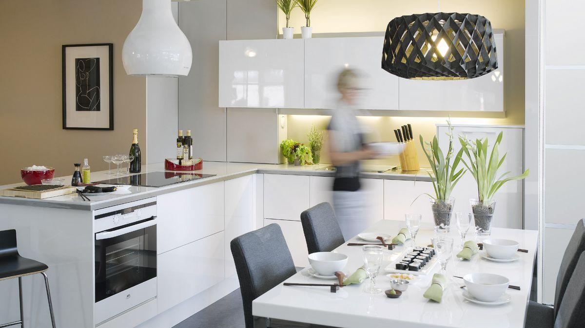 Domus keittiö