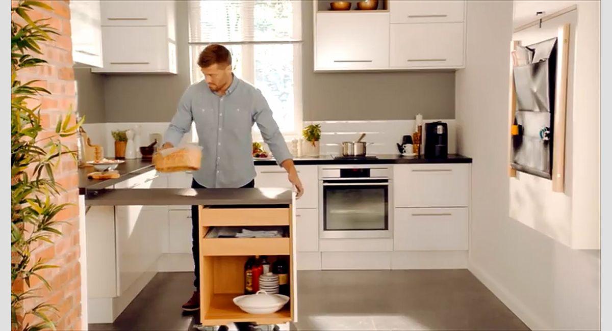 Petra keittiöiden uudet innovaatiot