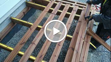 Merkkeli-MK Asennusnauha terassin tai laiturin tekemiseen