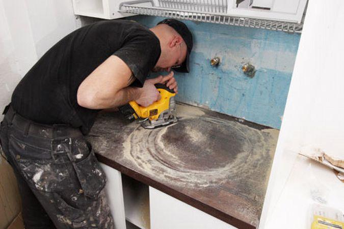 Keittiön remontointi