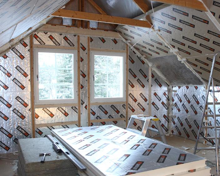 Rintamamiestalon yläkerran remontti hinta – Rakentaminen