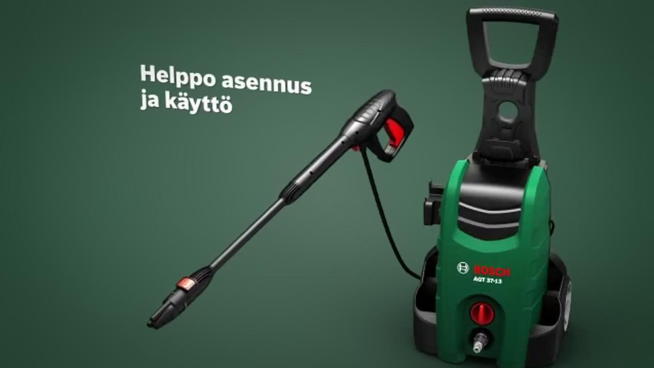 Bosch AQT Painepesurit