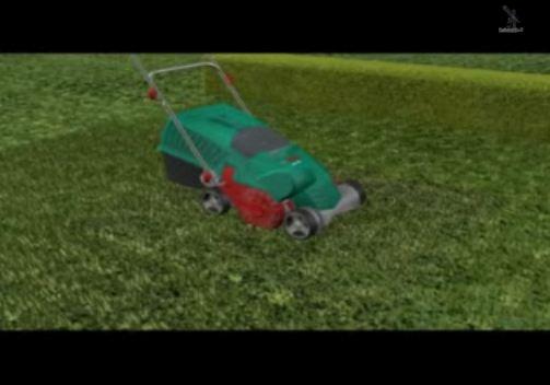 """Sammaleet pois ja nurmikko kasvamaan! Tehokkaan 1100 W:n Powerdrive™-moottorin ja patentoidun """"Jet-Collect"""" -keräysjärjestelm&#228"""